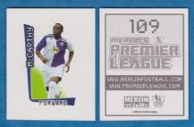 Blackburn Rovers Benni McCarthy South Africa 109